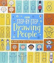 Step-by-Step Drawing People