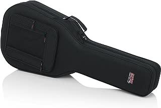 Gator Cases Lightweight Polyfoam Acoustic Guitar Case; Fits Taylor GS Mini Guitars (GL-GSMINI)