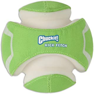 chuckit max glow kick fetch