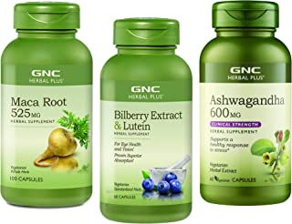 GNC Herbal Plus Adaptonic Bundle