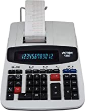 $62 » Victor 1297 12 Digit Commercial Printing Calculator