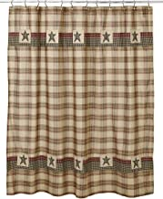 Olivia's Heartland Plymouth Shower Curtain