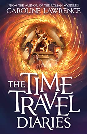 The Girl with the Ivory Knife: Time Travel Diaries 1