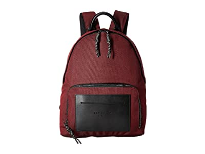 Ted Baker Filer (Red) Backpack Bags