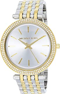 Women's Darci Two-Tone Bracelet Watch MK3215