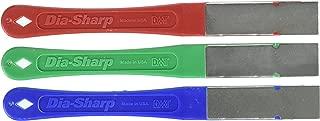 DMT D2K 2.5-inch Dia-Sharp Diamond Mini-Hone Kit of C, F, E