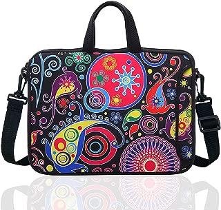 15.6-Inch Laptop Shoulder Sleeve Bag Case With Handle For 15 15.6