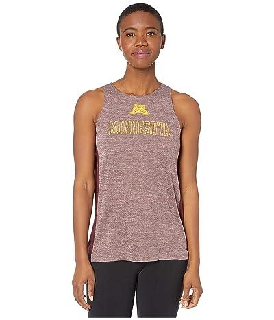 Champion College Minnesota Golden Gophers Marathon III Tank (Maroon) Women
