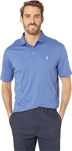 Pima Polo Short Sleeve Knit