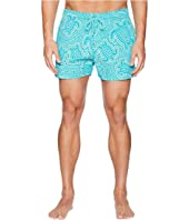 Vilebrequin - Moorise Tortues Hypnotiques Swim Trunk