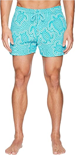 Moorise Tortues Hypnotiques Swim Trunk