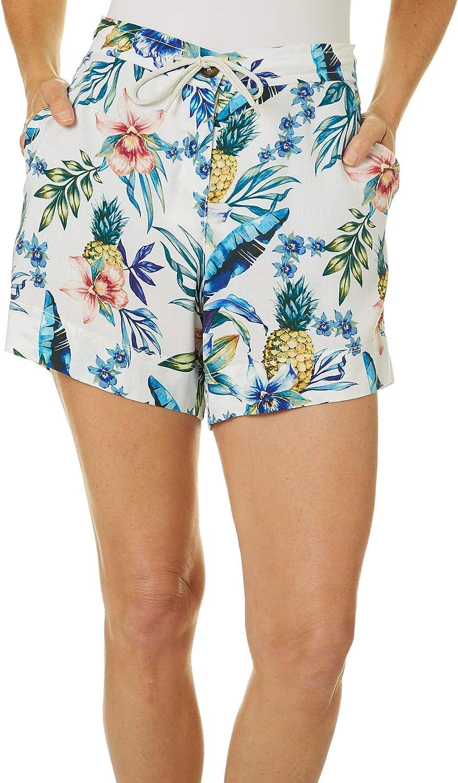 お見舞い Caribbean 新商品 Joe Women's Pull Fashion on Short