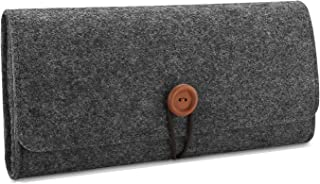 ProCase Carrying Case for Nintendo Switch, Portable Travel Carrying Bag Ultra Slim Professional Protective Felt Pouch for ...