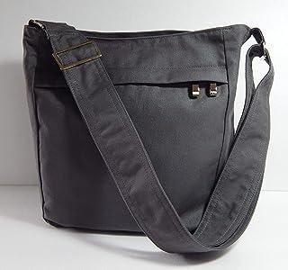 Personalized Blue Western Messenger Bag