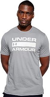 Under Armour Mens Wordmark Short Sleeve Top