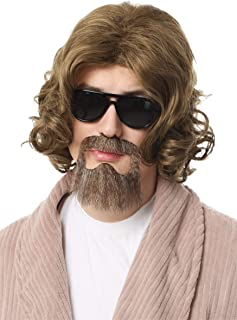 Best jeff lebowski wig Reviews