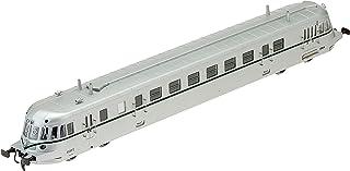 Electrotren E2146 dieselvagnsserie ABJ-2 av RENFE modellbana, silver/grön
