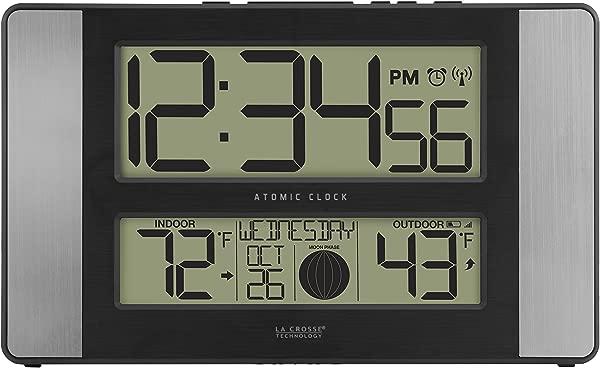 La Crosse Technology 513 1417AL INT 原子钟 W 户外温度