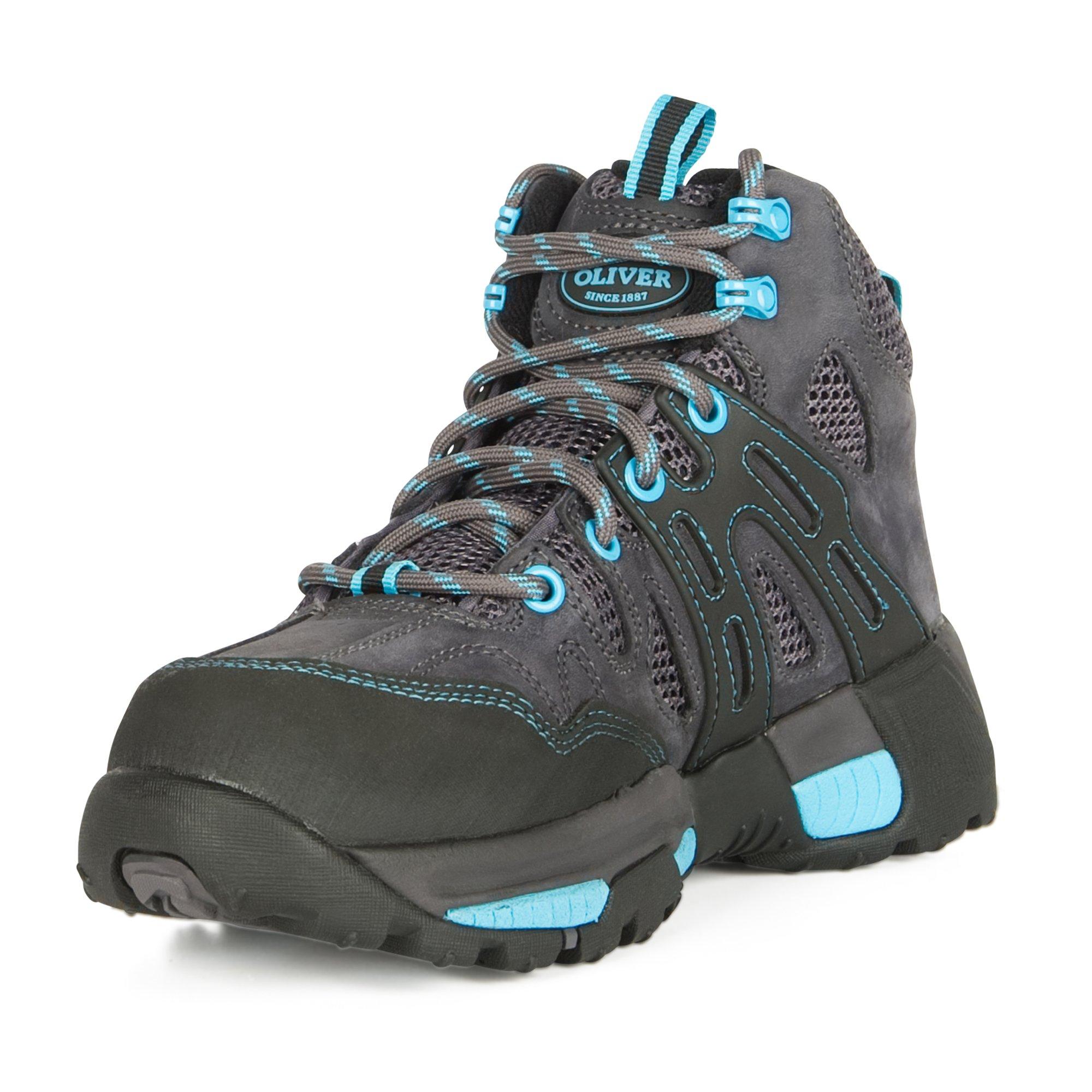 Steel Toe Sneakers, Black