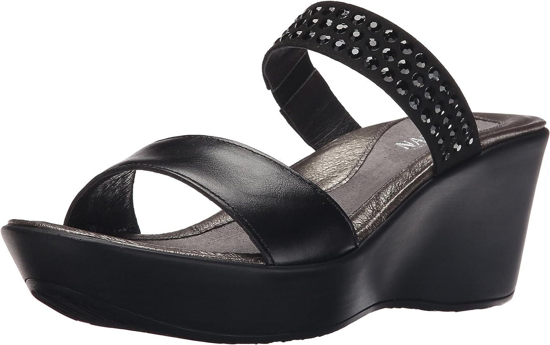 Naot Womens Response Wedge Sandal