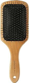 Rozia Pro Hair Brush-Paddle Detangler Brush with Metal Bristles for Women/Men/Kids Detangling & Massaging, Anti Static, Be...