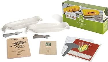 Esschert Design USA C1007 Secrets du Potager Barbecue Corn Set