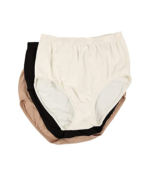 b26962cf7 Jockey Comfies Micro Classic Fit Brief at Zappos.com