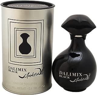 Salvador Dali Dalimix Black By Salvador Dali For Women Eau De Toilette Spray, 3.4-Ounce / 100 Ml
