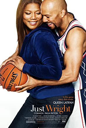 JUST WRIGHT Original Movie Poster 27x40 DS - QUEEN LATIFAH