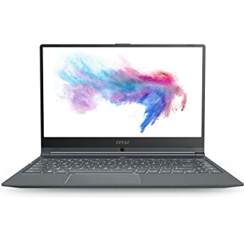 MSI Modern 14 A10RB-459 Ultra Thin and Light Professional Laptop Intel Core i5-10210U MX250 8GB DDR4 512GB NVMe SSD Win10Pro, 14-14.99 inches
