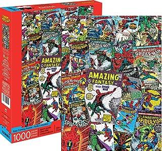 Marvel Spider-Man Collage 1000 pc Puzzle