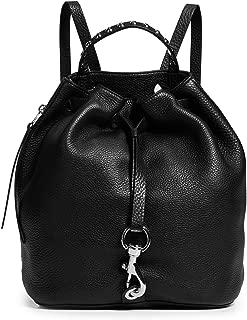 Rebecca Minkoff Women's Blythe Backpack, Black, One Size