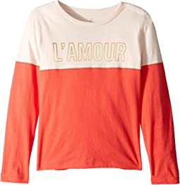 L'Amour Tee (Toddler/Little Kids/Big Kids)