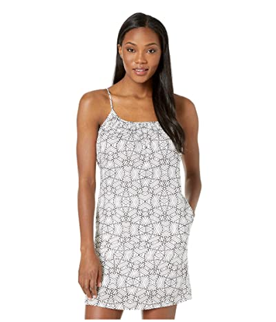 Carve Designs Valiente Dress (White Tile) Women