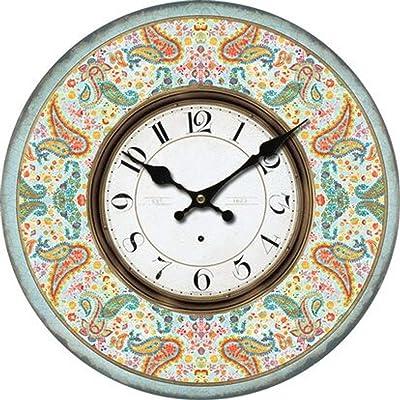 PM&PP - Reloj de café, Reloj de jardín, 28 cm: Amazon.es: Hogar