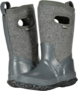 Bogs Kids Crandall Wool (Toddler/Little Kid/Big Kid)