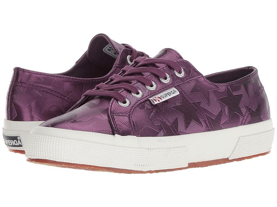 Superga 2750 Starchromw (Dark Purple) Women