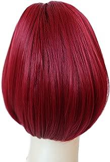 PRETTYSHOP BUN Up Do Hair Piece Hair Ribbon Ponytail Extensions Draw String Scrunchy Scrunchie Wavy Messy Red # 113A H415