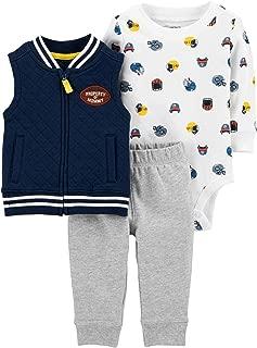 Baby Boys' Vest Sets