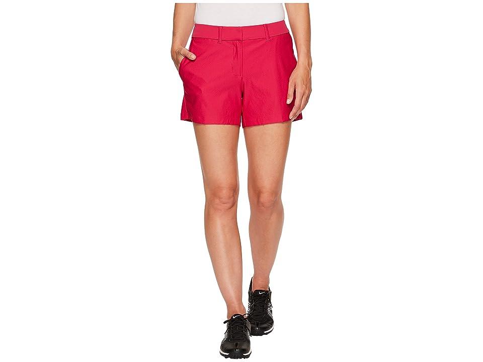 Nike Golf Tournament Shorts (Sport Fuchsia/Sport Fuchsia) Women