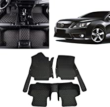 Toryea Custom Fit 3D Covered Car Waterpoof Anti-Slip Leather Made Fit Toyota Camry 2012 2013 2014 2015 2016 2017