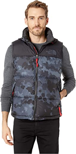 TNF Black Macrofleck Print