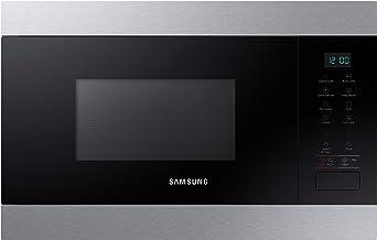 Samsung MG22M8074CT Microondas de Integración, 22 Litros, 850W/1100W, Color inox