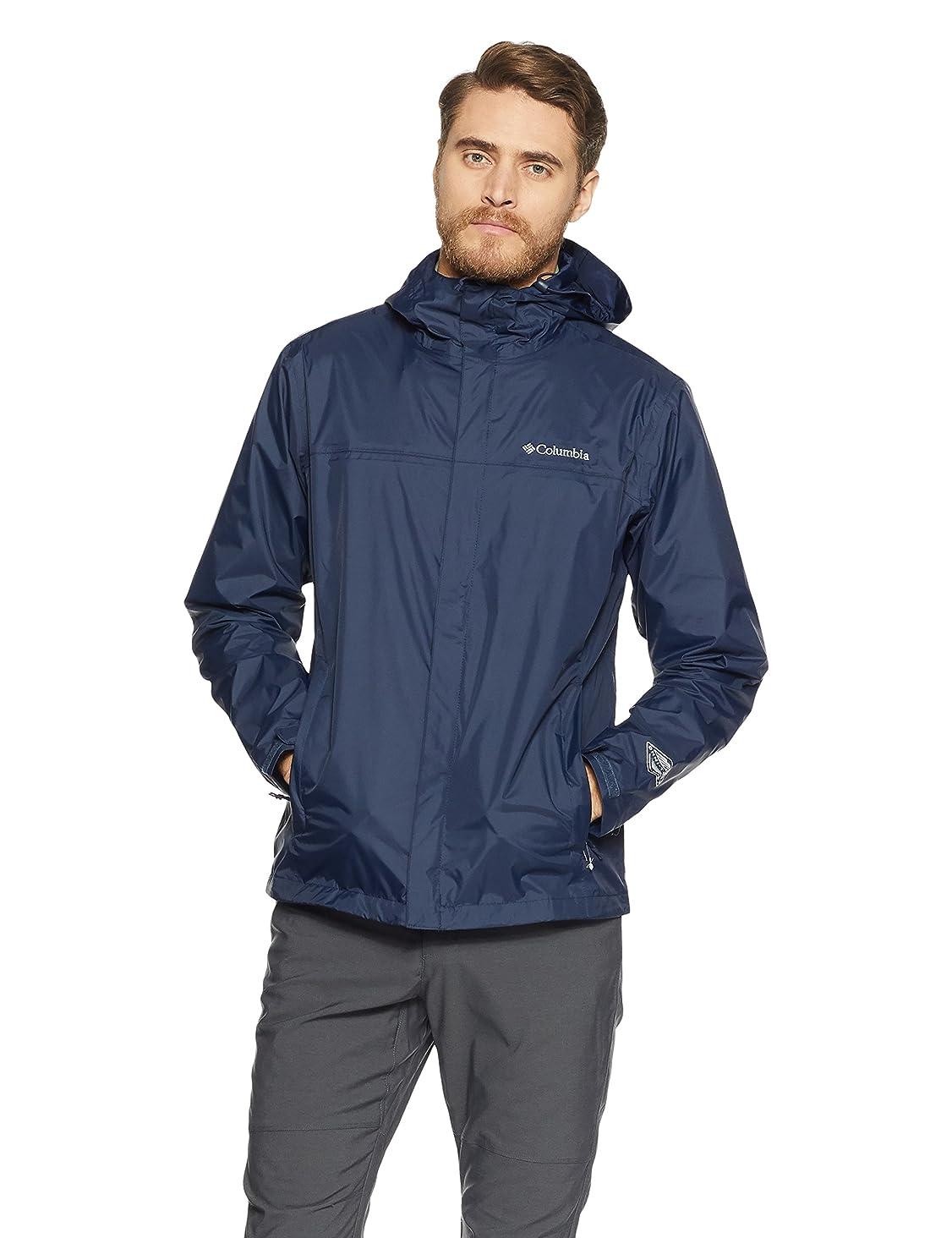 Columbia Men's Watertight II Jacket, Waterproof & Breathable