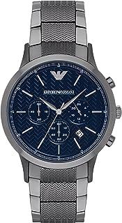 Emporio Armani Men's AR2505 Dress Gunmetal Quartz Watch