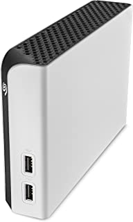 Seagate 8 TB STGG8000400 Game Drive Hub for Xbox, USB 3.0 Desktop 3.5 Inch External Hard Drive with Integrated 2-Port USB ...
