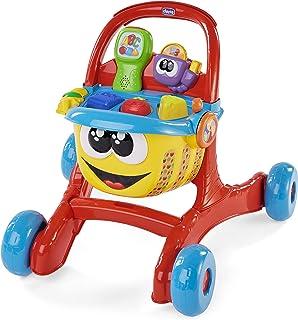 Chicco- Happy Shopping Big & Small Andador, Multicolor (00007655000000)