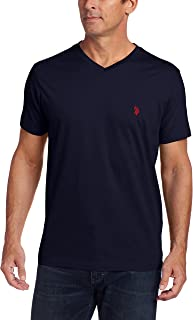 U.S. Polo Assn. Playera con Cuello en V para Hombre