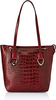 Hidesign Women's Shoulder Bag(CRO MEL RAN MARSALA)