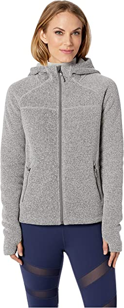Hudson Trail Full Zip Fleece Sweater
